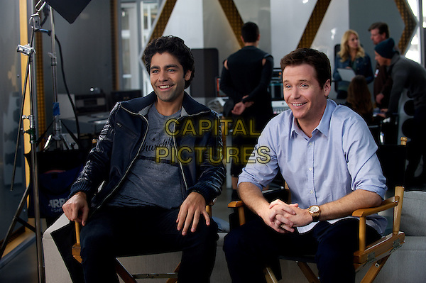 ADRIAN GRENIER as Vince and KEVIN CONNOLLY as Eric in Warner Bros. Pictures,' Home Box Office's and RatPac-Dune Entertainment's comedy &quot;ENTOURAGE,&quot; a Warner Bros. Pictures release.<br /> *Filmstill - Editorial Use Only*<br /> CAP/NFS<br /> Image supplied by Capital Pictures