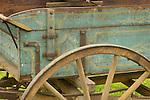 25th Annual Warrior Run- Fort Freeland Days.Union County.old wagon