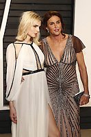 www.acepixs.com<br /> <br /> February 26 2017, LA<br /> <br /> Andreja Pejic and Caitlyn Jenner arriving at the Vanity Fair Oscar Party at the Wallis Annenberg Center for the Performing Arts on February 26 2017 in Beverly Hills, Los Angeles<br /> <br /> By Line: Famous/ACE Pictures<br /> <br /> <br /> ACE Pictures Inc<br /> Tel: 6467670430<br /> Email: info@acepixs.com<br /> www.acepixs.com