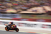 June 10th 2017,  Barcelona Circuit, Montmelo, Catalunya, Spain; MotoGP Grand Prix of Catalunya, qualifying day; Marc Marquez of  Repsol Honda Team during the qualifying session