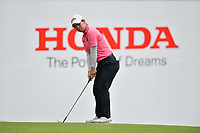 PATTAYA, THAILAND - FEBRUARY 22: Ribka Vania (a) of Indonesia during the second round of the Honda LPGA Thailand 2019 at Siam Country Club Pattaya (Old Course), Pattaya, Thailand on February 22, 2019.<br /> .<br /> .<br /> .<br /> (Photo by: Naratip Golf Srisupab/SEALs Sports Images)<br /> .<br /> Any image use must include a mandatory credit line adjacent to the content which should read: Naratip Golf Srisupab/SEALs Sports Images