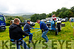 Tractor Pulling at the Kilgarvan Show (Chloe Twomey on the tractor ), Damien Price, Mike Casey, Seamus Healy,