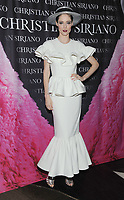 NEW YORK, NY - NOVEMBER 08: Coco Rocha attends the release of Christian Siriano's  book 'Dresses To Dream About' at the Rizzoli Flagship Store on November 8, 2017 in New York City.  Credit: John Palmer/MediaPunch