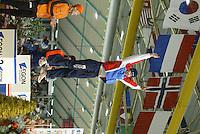 SCHAATSEN: HEERENVEEN: IJsstadion Thialf, Sven Kramer (NED), ©foto Martin de Jong