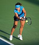 Li Na (CHN) Defeats Agnieszka Radwanska (POL) 6-1, 6-1