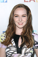 Camryn Grimes at the premiere of 'Magic Mike' at the closing night of the 2012 Los Angeles Film Festival held at Regal Cinemas L.A. Live on June 24, 2012 in Los Angeles, California. &copy;&nbsp;mpi25/MediaPunch Inc. /NORTEPHOTO.COM<br />