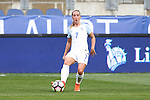CHESTER, PA - MARCH 01: Jordan Nobbs (ENG). The England Women's National Team played the France Women's National Team as part of the She Believes Cup on March, 1, 2017, at Talen Engery Stadium in Chester, PA. The France won the game 2-1.