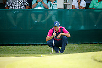 Sergio Garcia (ESP) during the 2nd round at the Nedbank Golf Challenge hosted by Gary Player,  Gary Player country Club, Sun City, Rustenburg, South Africa. 09/11/2018 <br /> Picture: Golffile | Tyrone Winfield<br /> <br /> <br /> All photo usage must carry mandatory copyright credit (&copy; Golffile | Tyrone Winfield)