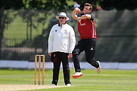 Luke Hllman of NMCC during North Middlesex CC vs Hampstead CC, Middlesex County League Cricket at Park Road on 25th May 2019
