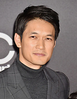 BEVERLY HILLS, CA - NOVEMBER 04: Harry Shum Jr. arrives at the 22nd Annual Hollywood Film Awards at the Beverly Hilton Hotel on November 4, 2018 in Beverly Hills, California.<br /> CAP/ROT/TM<br /> &copy;TM/ROT/Capital Pictures