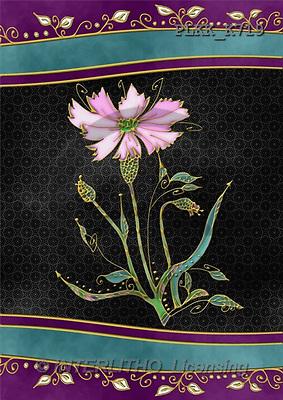 Kris, FLOWERS, paintings(PLKKK719,#F#) Blumen, flores, illustrations, pinturas ,everyday