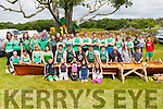 The St Brendan's RC at the Killarney Regatta on Sunday