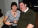 Margaret McNulty and John Flynn at Goretti Kieran's 60th birthday in Brú. Photo:Colin Bell/pressphotos.ie