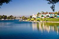 Lakefront Homes in Woodbridge Community of Irvine California