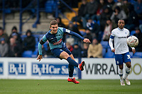 Tranmere Rovers v Wycombe Wanderers - FA Cup 1st Round - 09.11.2019