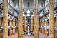 National Building Museum Washington DC Architecture
