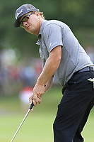 Charley Hoffman (USA) putts on the 8th green during Saturday's Round 3 of the WGC Bridgestone Invitational 2017 held at Firestone Country Club, Akron, USA. 5th August 2017.<br /> Picture: Eoin Clarke | Golffile<br /> <br /> <br /> All photos usage must carry mandatory copyright credit (&copy; Golffile | Eoin Clarke)