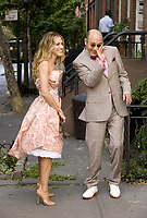 Sex and the City (2008) <br /> Sarah Jessica Parker &amp; Willie Garson<br /> *Filmstill - Editorial Use Only*<br /> CAP/MFS<br /> Image supplied by Capital Pictures