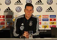 Julian Draxler (Deutschland, Germany) - 06.06.2019: Pressekonferenz der Deutschen Nationalmannschaft zur EM-Qualifikation in Venlo/NL