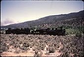 D&amp;RGW #478 and #498 K-37 in Gato area scrapping?<br /> D&amp;RGW  Gato area, CO