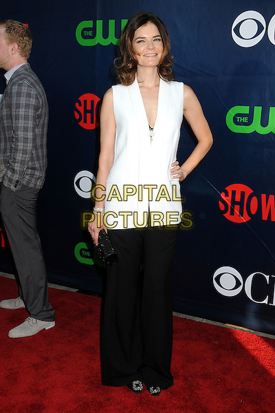 17 July 2014 - West Hollywood, California - Betsy Brandt. CBS, CW, Showtime Summer Press Tour 2014 held at The Pacific Design Center. <br /> CAP/ADM/BP<br /> &copy;Byron Purvis/AdMedia/Capital Pictures