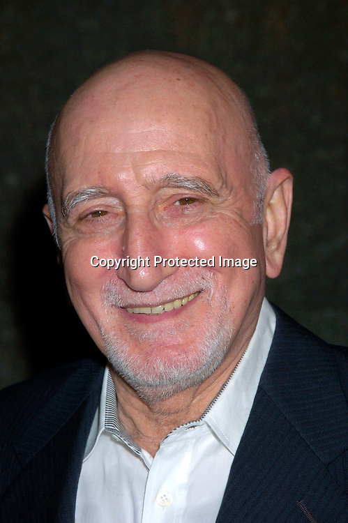 "Dominic Chianese ..at the World Premiere of the fifth season of the HBO seies ..""The Sopranos"" on March 2, 2004 at RAdio City Music Hall. Photo by Robin Platzer, Twin Images"