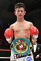 Boxing : OPBF minimumweight title bout at Korakuen Hall