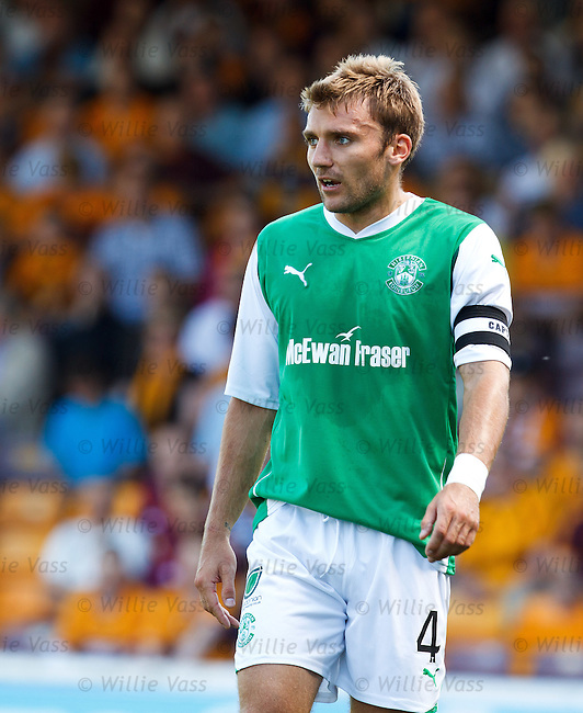 Chris Hogg, Hibs