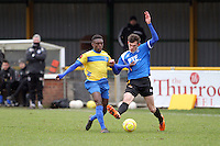 Romford vs Bury Town 13-02-16