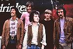Fleetwood Mac 1968 Peter Green, Mick Fleetwood, Jeremy Spemce, Danny Kirwan, John McVie<br /> &copy; Chris Walter
