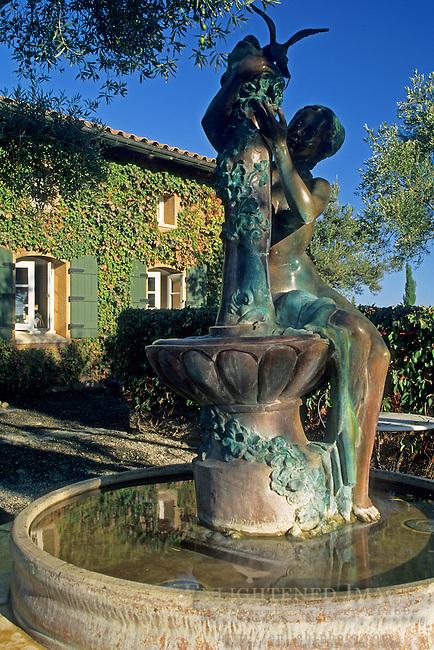 Viansa Winery, Sonoma Valley, Sonoma County, California