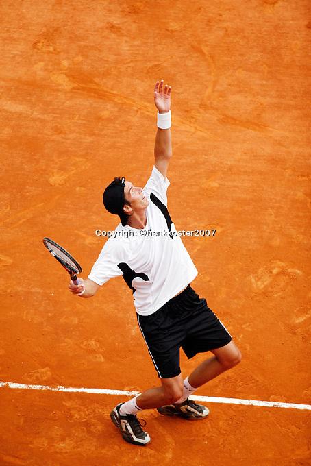 18-4-07, Monaco,Master Series Monte Carlo, Juan Ignacio Chela