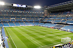 Real Madrid's Stadium Santiago Bernabeu during La Liga match. March 02,2019. (ALTERPHOTOS/Alconada)