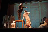 MEDELLIN -COLOMBIA. 25-08-2013. Casa Teatro el Poblado durante la Fiesta de las Artes Escenicas en la ciudad de Medellin. Photo: VizzorImage / Str