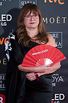 Isabel Coixet attends red carpet of Goya Cinema Awards 2018 at Madrid Marriott Auditorium in Madrid , Spain. February 03, 2018. (ALTERPHOTOS/Borja B.Hojas)