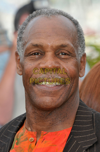"DANNY GLOVER.""Blindness"" photocall for a film by Brazilian director Fernando Meirellesat the 61st Cannes International  Film Festival, Cannes, France..14th May 2008 .portrait headshot moustache mustache facial hair .CAP/PL.© Phil Loftus/Capital Pictures"