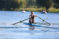 Race: 21  1x (Band 1)  Heat 3<br /> <br /> Peterborough Summer Regatta 2018 - Saturday<br /> <br /> To purchase this photo, or to see pricing information for Prints and Downloads, click the blue 'Add to Cart' button at the top-right of the page.