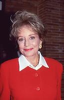 Barbara Walters by Jonathan Green