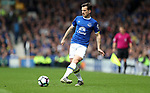 Leighton Baines of Everton during the English Premier League match at Goodison Park , Liverpool. Picture date: April 30th, 2017. Photo credit should read: Lynne Cameron/Sportimage