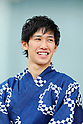 Maharu Yoshimura, <br /> JULY 24, 2017 : <br /> Event for Tokyo 2020 Olympic and Paralympic games is held <br /> at Toranomon hills in Tokyo, Japan. <br /> &quot;TOKYO GORIN ONDO&quot; will be renewed as &quot;TOKYO GORIN ONDO - 2020 -&quot;.<br /> (Photo by Yohei Osada/AFLO SPORT)