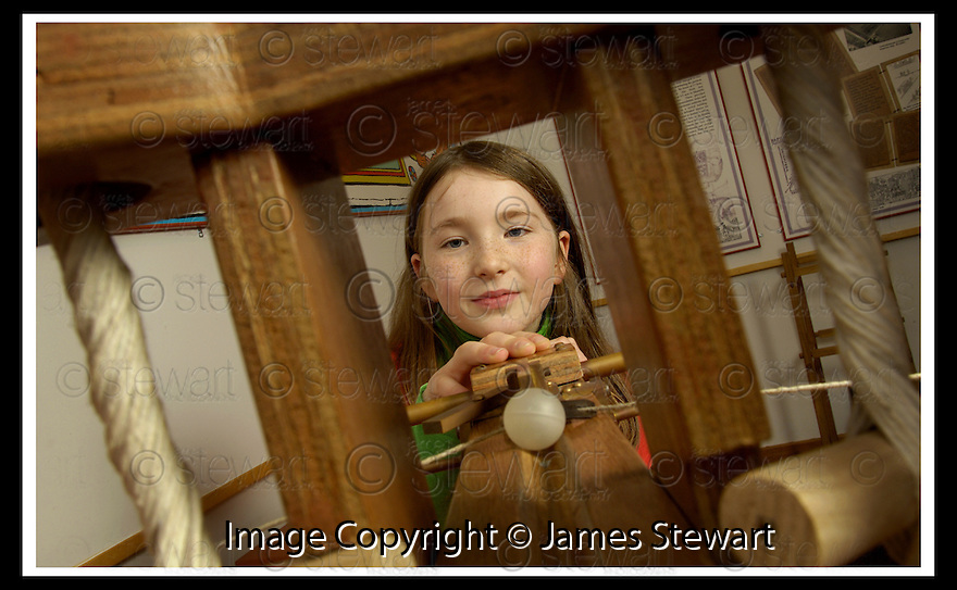 19/02/2007       Copyright Pic: James Stewart.File Name : jspa10_kinneil.CHILDREN ENJOY THE INTERACTIVE ACTIVITIES AT KINNEL MUSEUM.....James Stewart Photo Agency 19 Carronlea Drive, Falkirk. FK2 8DN      Vat Reg No. 607 6932 25.Office     : +44 (0)1324 570906     .Mobile   : +44 (0)7721 416997.Fax         : +44 (0)1324 570906.E-mail  :  jim@jspa.co.uk.If you require further information then contact Jim Stewart on any of the numbers above.........