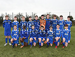 Slane Wanderers U-14. Photo:Colin Bell/pressphotos.ie