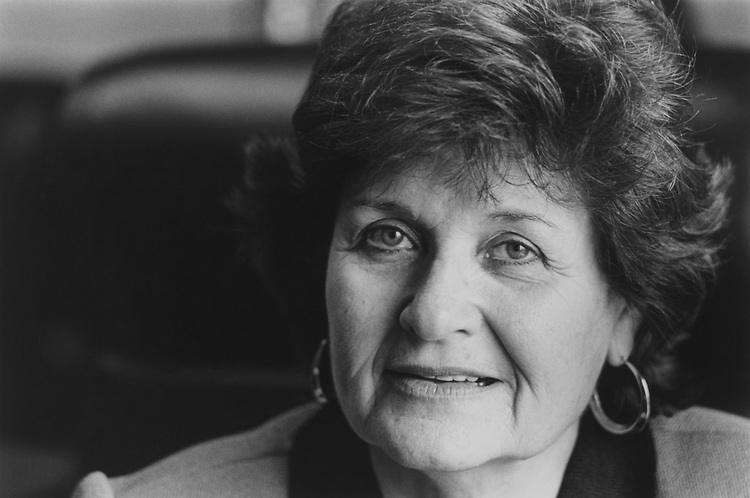 Rep. Louise Slaughter, D-N.Y., in August 1994. (Photo by Maureen Keating/CQ Roll Call via Getty Images)