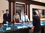 "Installation view of ""Making Design."" Photo: Matt Flynn © 2014 Cooper Hewitt, Smithsonian Design Museum."