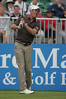Richard Green tees off on the 1st hole during the third round of the 2008 Irish Open at Adare Manor Golf Resort, Adare,Co.Limerick, Ireland 17th May 2008 (Photo by Eoin Clarke/GOLFFILE)