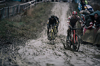 Laurens Sweeck (BEL/Era-Circus)<br /> <br /> Elite Men's Race<br /> GP Sven Nys / Belgium 2018