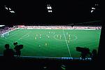 Portman Road, Ipswich Town c1997. TV cameras overlooking match. (Exact date tbc). Photo by Tony Davis