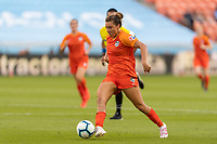 Houston, TX - Sunday May 05, 2019:  NWSL regular season match between the Houston Dash and the Orlando Pride at BBVA Compass Stadium.