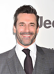 SANTA MONICA, CA - FEBRUARY 25: Actor Jon Hamm attends the 2017 Film Independent Spirit Awards at the Santa Monica Pier on February 25, 2017 in Santa Monica, California.