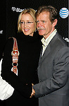 BEVERLY HILLS, CA. - October 30: Actors Felicity Huffman and husband William H. Macy arrive at the Blackberry Bold launch party at a private residence on October 30, 2008 in Beverly Hills, California.